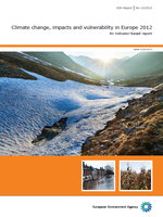 Climate change, impacts and vulnerability in Europe 2012