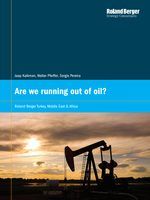 Are we running out of oil ?