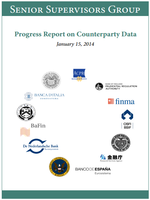 Progress Report on Counterparty Data
