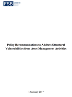 Policy Recommendations to Address Structural Vulnerabilities from Asset Management Activities