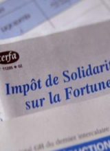 Impôt de Solidarité sur la Fortune-1 : champ d'application